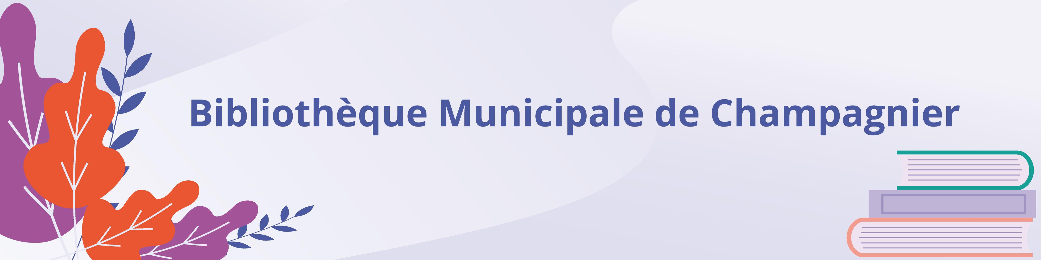 Bibliothèque de Champagnier